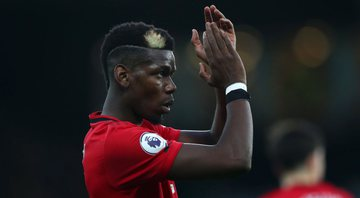 Paul Pogba é criticado - Getty Images