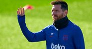 Messi de saída do Barcelona? Será? - GettyImages