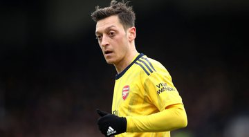 Ozil pode se transferir para a Turquia - Getty Images