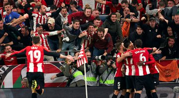 Athletic Bilbao eliminou o Barcelona - GettyImages