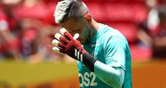Diego Alves, goleiro do Flamengo - GettyImages