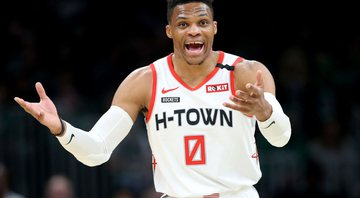 Westbrook testa positivo para Covid-19 - Getty Images