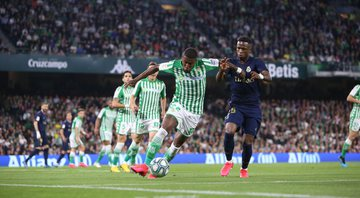 Emerson é destaque do Betis - GettyImages