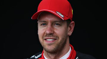 Vettel diz estar animado para a temporada 2020 - GettyImages