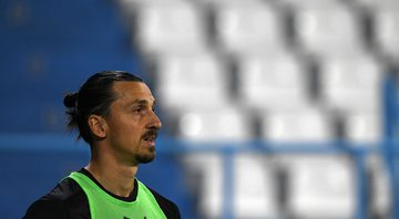 Ibrahimovic pode estar prestes a pendurar as chuteiras - GettyImages