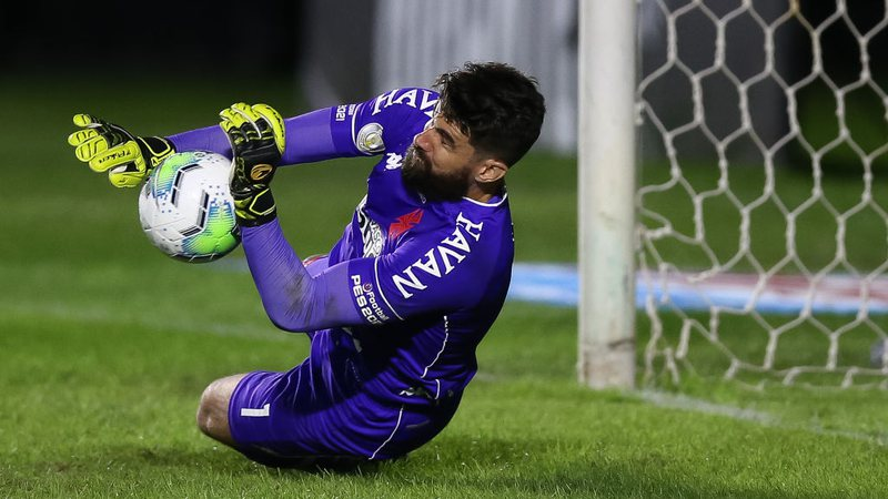 Fernando Miguel, goleiro do Vasco