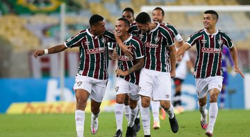 Dodi é destaque do Fluminense - GettyImages
