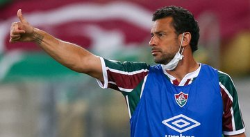 Fred, atacante do Fluminense - GettyImages