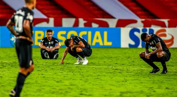 Jogadores do Red Bull Bragantino - GettyImages
