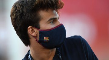 Riqui Puig pode estar de saída do Barcelona - GettyImages