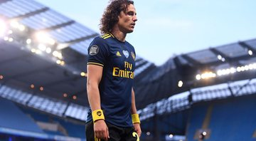 Arsenal define futuro de David Luiz e Pablo Marí - GettyImages
