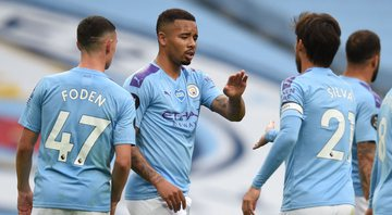 Manchester City goleia o Newcastle - Getty Images