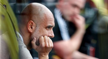 Guardiola falou sobre o rival - GettyImages
