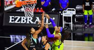 New York Liberty x Dallas Wings - GettyImages