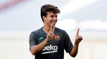Riqui Puig está na mira de Milan e Arsenal - Getty Images