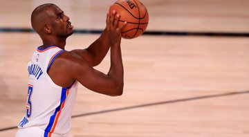Chris Paul é trocado do Thunder para o Phoenix Suns - GettyImages