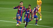 Coutinho permanece com a 14 do Barcelona - GettyImages
