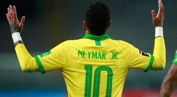 O ano de 2020 de Neymar - Getty Images