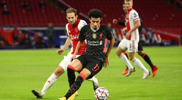 Liverpool vence o Ajax na Holanda - Getty Images