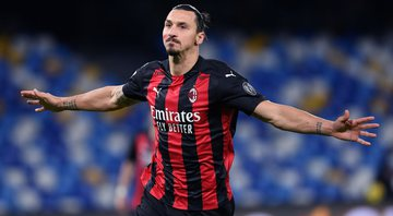 Ibrahimovic se isolou na artilharia do Campeonato Italiano - Getty Images