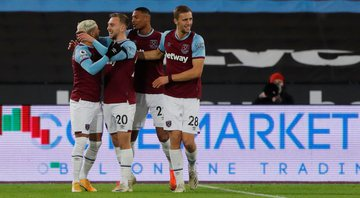 O West Ham é o atual quinto colocado na tabela da Premier League - Getty Images
