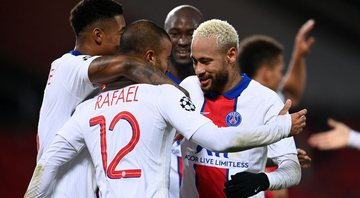 Elenco do PSG - GettyImages