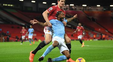 Manchester City x Manchester United - Premier League - GettyImages
