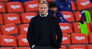 Koeman manteve a esperança no Barcelona - GettyImages