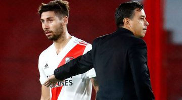 River Plate pode perder destaque para a Roma - Getty Images