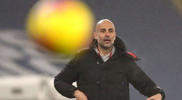 Pep Guardiola, treinador do City - GettyImages