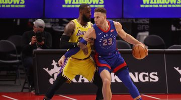 Lakers perdem a segunda consecutiva na NBA; Clippers vencem e assumem vice-liderança do Oeste - GettyImages