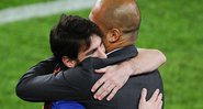 Messi pode reencontrar Guardiola - GettyImages