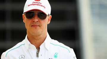 Michael Schumacher - GettyImages