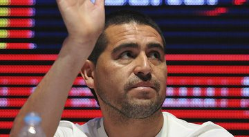 Riquelme fala sobre futuro do Boca Jrs - Getty Images