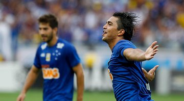 Marcelo Moreno é atacante do Cruzeiro - GettyImages