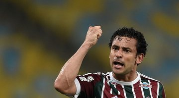 Fred é ídolo do Fluminense - GettyImages
