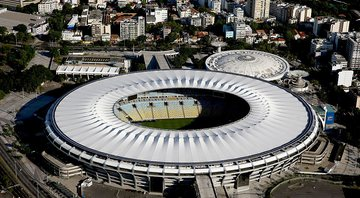 Estádio do Maracanã sediará a grande final da Libertadores 2020 - GettyImages