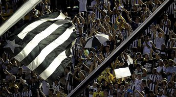 Torcida do Botafogo - GettyImages