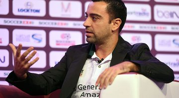 Xavi segue no comando do Al-Sadd - GettyImages