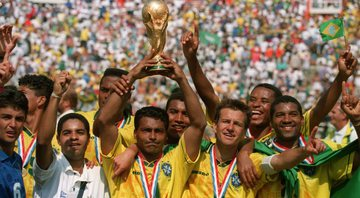 Brasil x Itália: Globo reexibirá final da Copa do Mundo de 1994 - GettyImages
