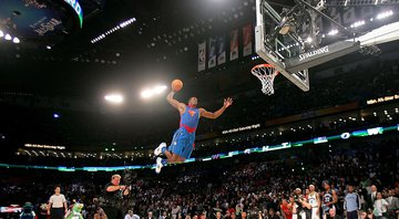 Dwight Howard retorna ao torneio de enterradas do All-Star Weekend - GettyImages