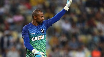 Jefferson, ex-goleiro do Botafogo - GettyImages