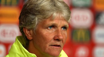 None - Pia Sundhage (Crédito: GettyImages)