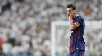 Messi, atacante do Barcelona - GettyImages