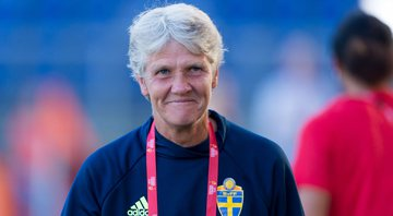 Pia Sundhage (Crédito: Getty Images)