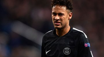 Neymar, jogador do Paris Saint-Germain - GettyImages