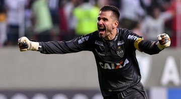 Goleiro Victor, do Atlético Mineiro - GettyImages