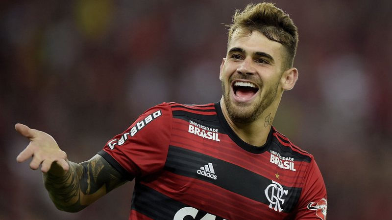 Felipe Vizeu é cria da base do Flamengo