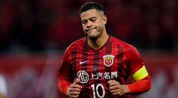Hulk pode sair da China - Getty Images