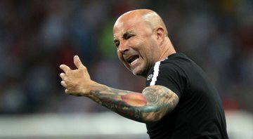 Sampaoli parece ter desagradado Chulapa - GettyImages